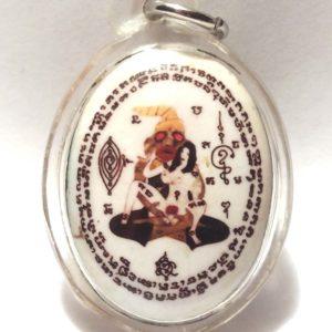 AJ Phrot Phra Ngang amulet magic love power luck wishing