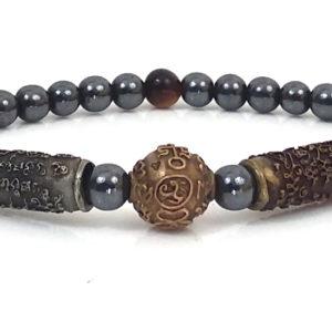 Ajarn O Sanaeh Jaikad hypnotic charm bracelet love luck money wishes