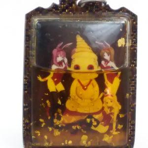 """""""Playboy"""" Phra Ngang amulet by LP Phayak"""