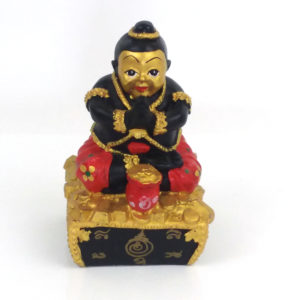 LP Dit : blessed 5″ Kuman Thong statue – THAI VOODOO for love & money luck