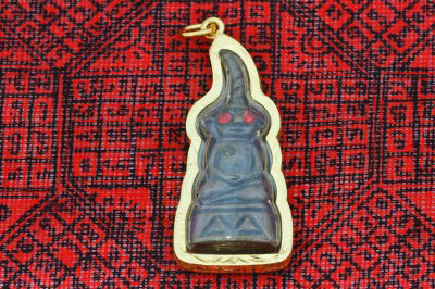 BuddhistMagic.com was created to serve as an outlet for our fascination with Thai sorcery charms - portable fetishes of spirits and supernatural creatures made from bronze, clay, earth and sacred herbs and carried by many Thais for good luck in gambling, romance, etc.