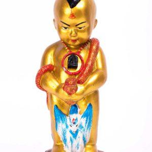AJ Verathep : blessed Kuman Thong statue – THAI VOODOO for love & money luck